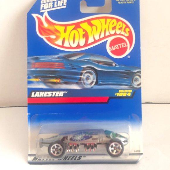 Hot Wheels Lakester Toy Car Mattel